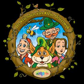 Logo 5 vrienden van Streekpark Klein Oisterwijk