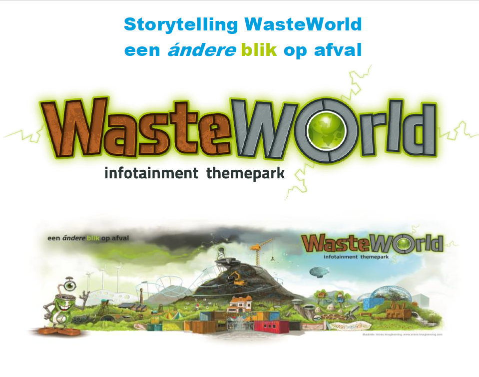 Storytelling WasteWorld